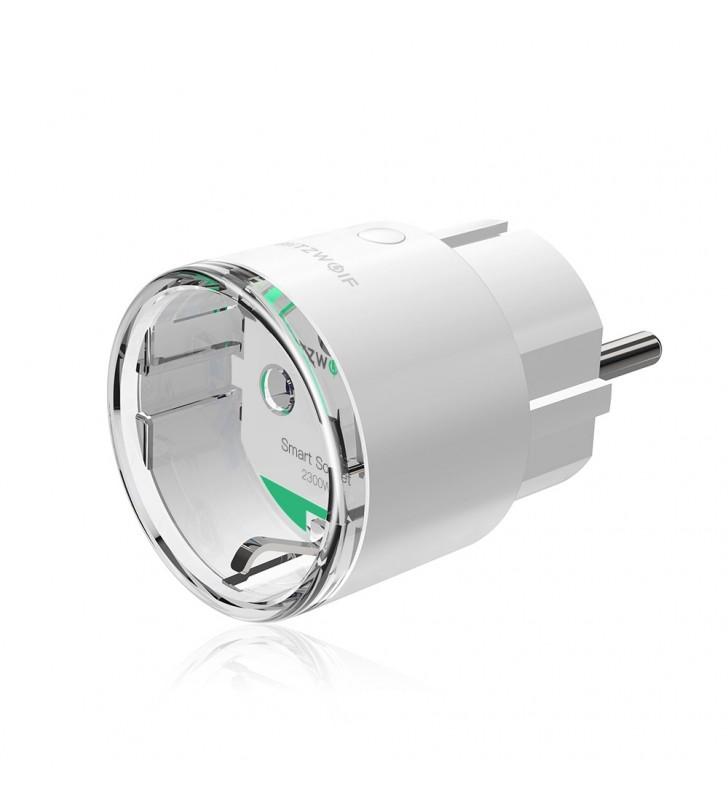 BlitzWolf® BW-SHP6 Έξυπνη Ασύρματη Πρίζα Wifi 10A, Smart Socket 220V-240V - Smart Home