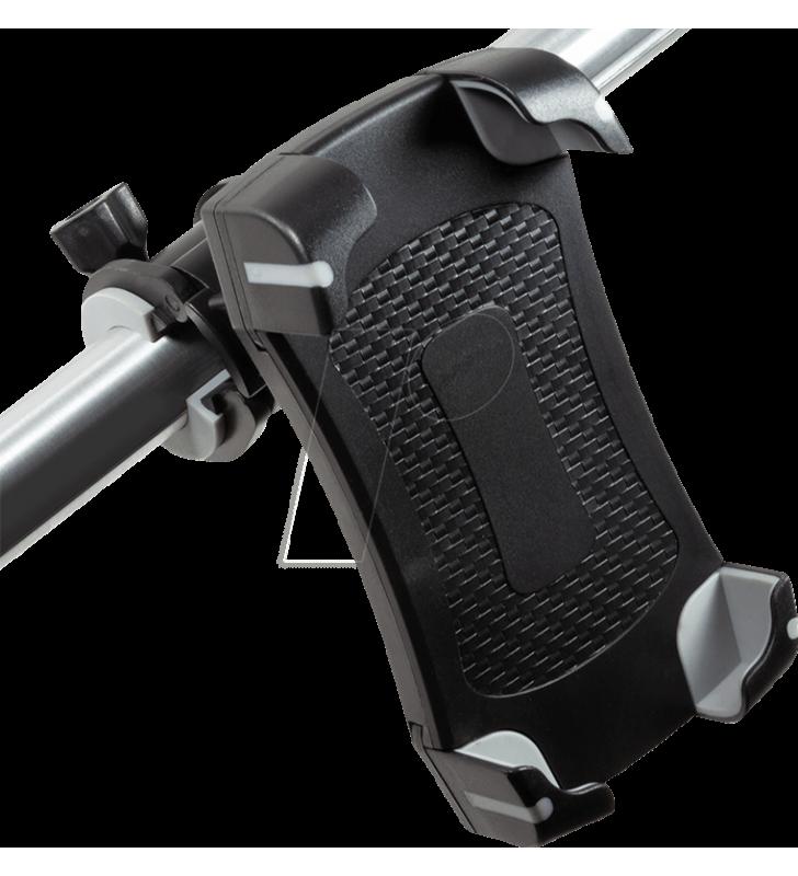 Βάση Ποδηλάτου για κινητό με Διπλό κλείδωμα LogiLink AA0120