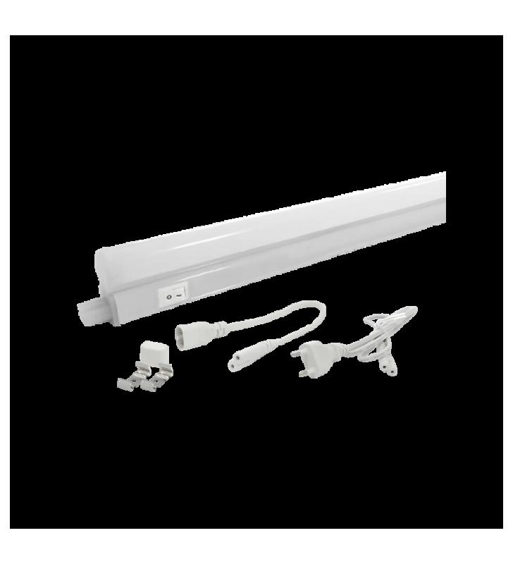 Φωτιστικό Πάγκου LED 8W 60cm 5000K (ΛΕΥΚΟ ΦΩΣ) με διακόπτη FSL (2RT5850)