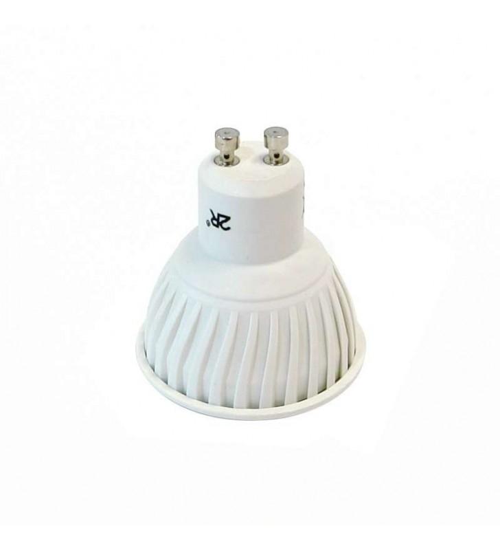 Λαμπτήρας LED Spot GU10 5W 3000K (ΘΕΡΜΟ) 60o 400Lm 2R (2RGU10S530)