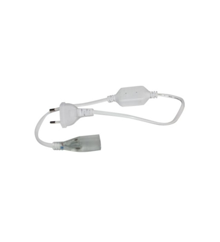 Αντάπτορας τροφοδοσίας LED NEON FLEX (2RPLUGNEON)