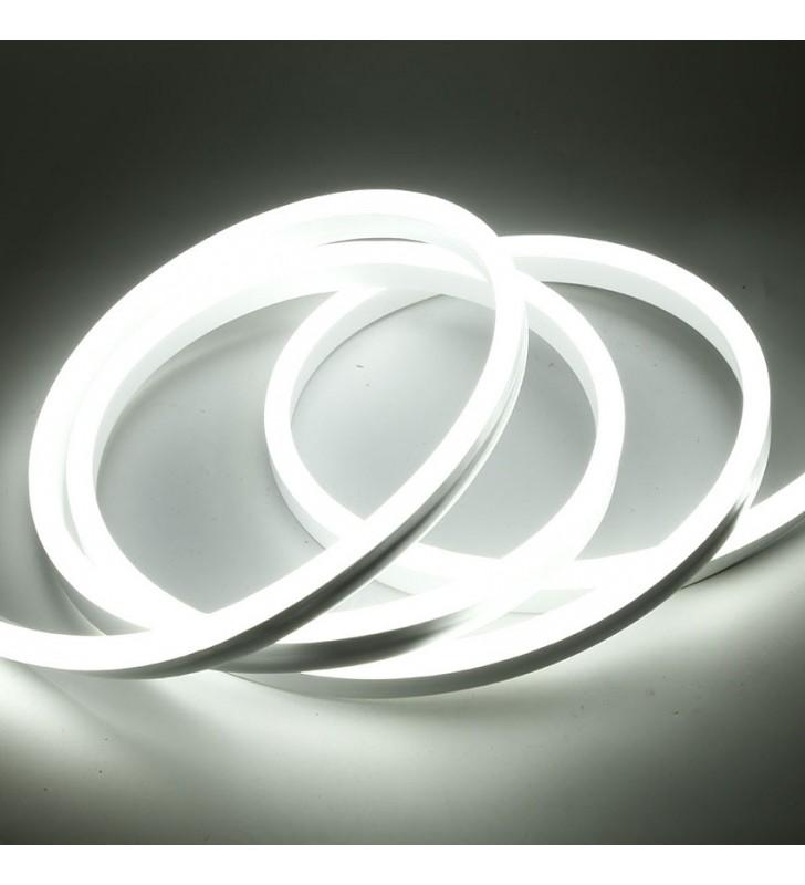 NEON LED 12W/m CHIP 2538 120chips/m 6000K (ΨΥΧΡΟ) 2510Lm/m IP65 230V (2RLNF1265) (τιμή 1μ.)