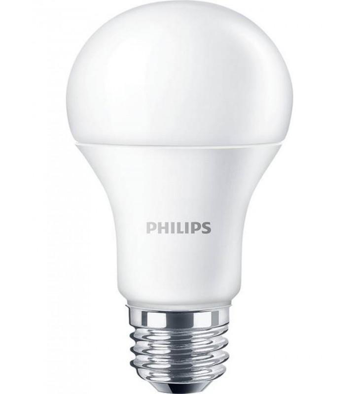 CorePro LED Κλασική ND 10W A60 E27 840 1055lm 4000K (ΦΩΣ ΗΜΕΡΑΣ) - (510322) Philips