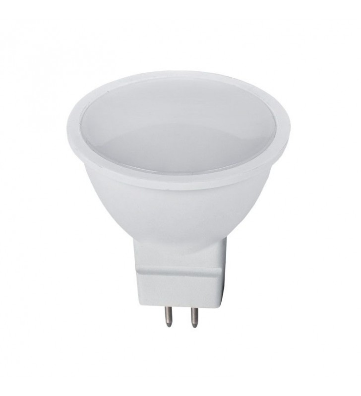 LED SPOT MR16 6W 12v AC 4000k 480 Lm 120° Elmark (99LED880)