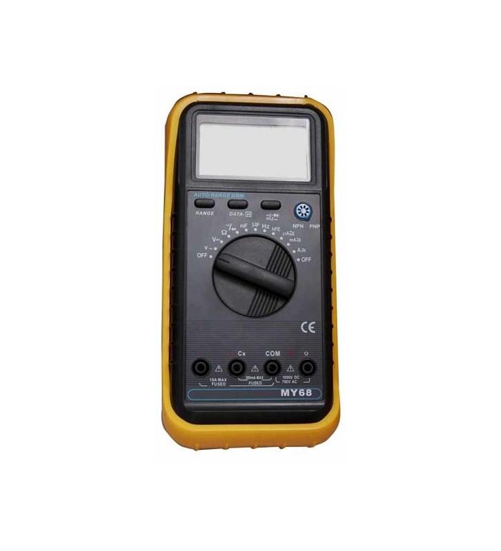 Ψηφιακό Πολύμετρο αυτόματης κλίμακας (MY-68) OEM