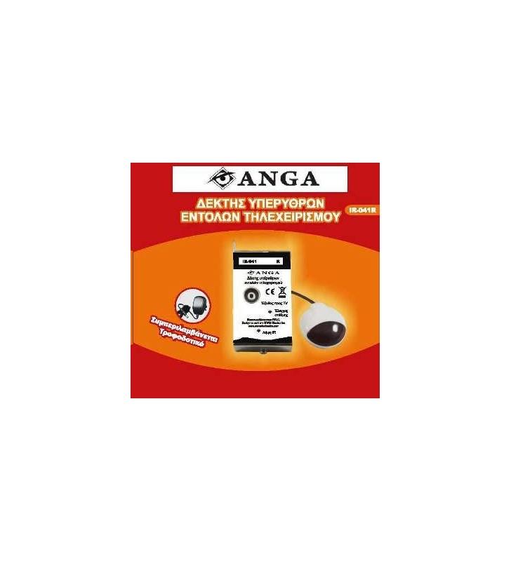 Επέκτ.εντολών τηλεχ/σμού (ΔΕΚΤΗΣ) IR-041 (R) ANGA