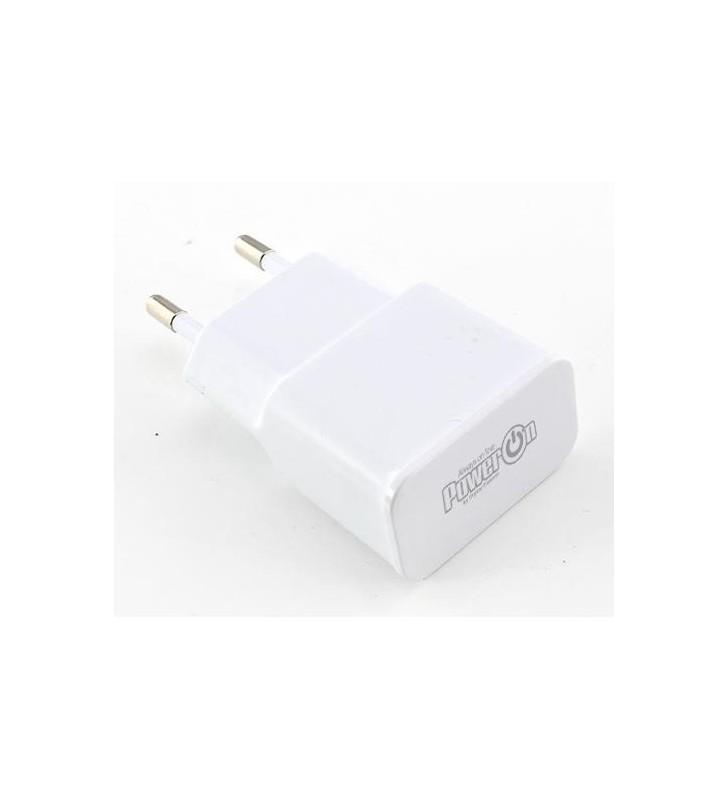 Φορτιστής Πρίζας USB Power On CH-25W 2.1A V2.0