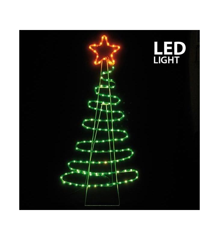ΔΕΝΤΡΟ ME 5M. LED ΦΩΤΟΣΩΛΗΝΑ, 112Χ51εκ. IP44 - (600-20013)
