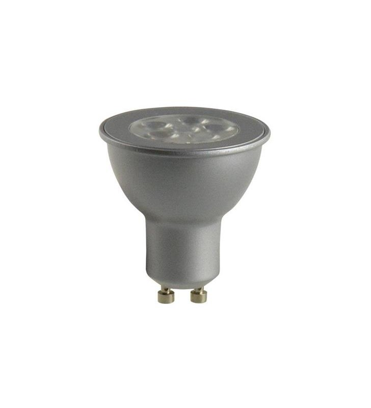 ΛΑΜΠΑ LED SMD GU10 7W 2700K 630lm 38° 220-240V DIMMABLE - (147-84348) EUROLAMP