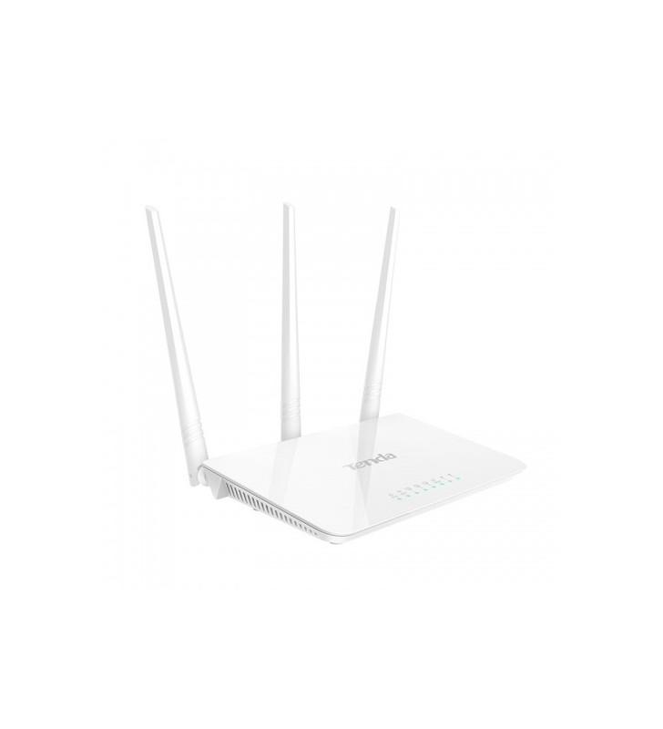 Tenda F3 Wireless router, 2.4GHz, 300Mb/s, 2T3R, VLAN