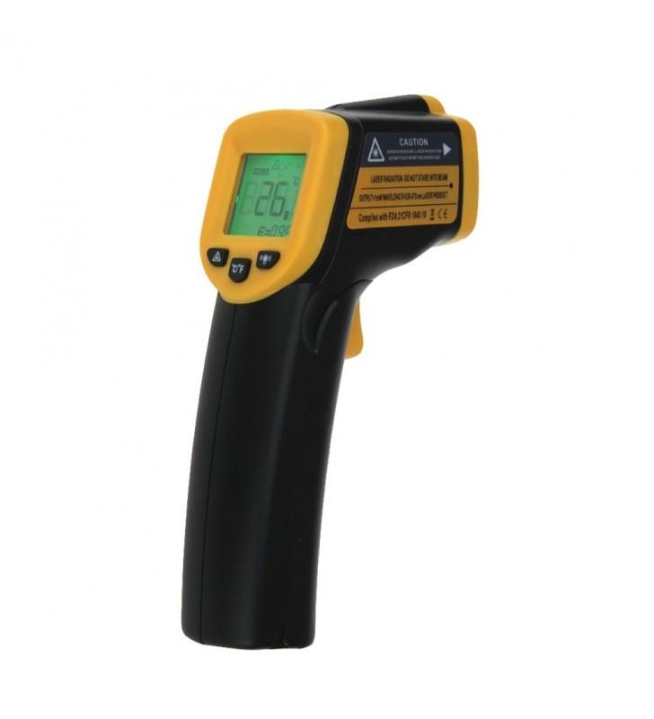 Ψηφιακό Μπιστόλι θερμοκρασίας Laser, μέτρηση απο  -50 ℃ έως 550 ℃  ANENG AN550A