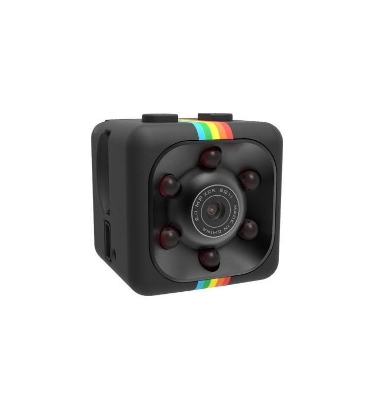 Mini Camera iMars SQ11 1080P με νυχτερινή λειτουργία και Αυτόματη καταγραφή βίντεο με TV Out