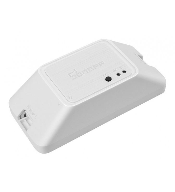 Original Sonoff Basic R3, Smart διακόπτης 10A 2200W Smart ON/OFF  WiFi λευκός