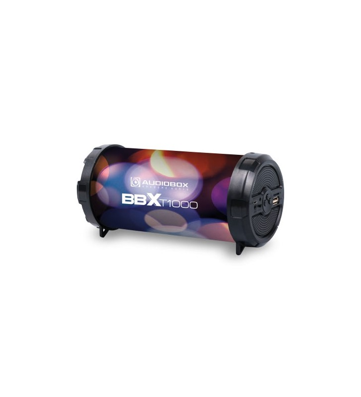 ΦΟΡΗΤΟ ΗΧΕΙΟ BLUETOOTH 4,2 PORTABLE SPEAKER T1000 LENS FLARE - (BBXT1000LF) AUDIOBOX
