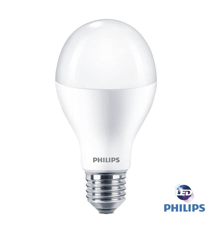 CorePro LED Κλασική ND 17W E27 827 A67 2000lm 2700K (ΘΕΡΜΟ) - (662165) Philips