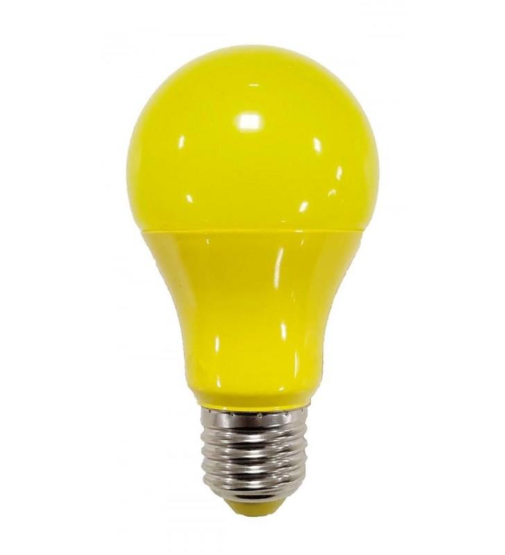ΛΑΜΠΑ LED SMD ΕΝΤΟΜΩΝ 7W E27 220-240V - EUROLAMP (147-80981)