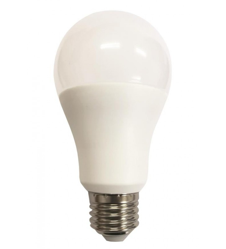 ΛΑΜΠΑ LED SMD Α60 ΜΕ ΑΝΙΧΝΕΥΤΗ ΚΙΝΗΣΗΣ 12W Ε27 4000K 220-240V - EUROLAMP (147-84936)