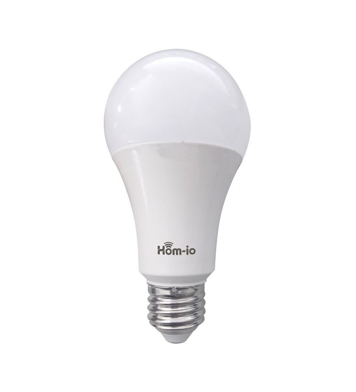 HOM-IO SMART ΛΑΜΠΑ LED WIFI 7W E27 W2700K-6500k - SMART64811