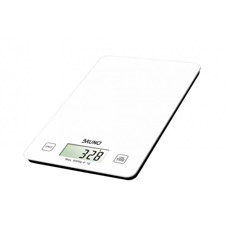 BRUNO Ζυγαριά κουζίνας BRN-0006, LCD οθόνη, 5kg max - BRUNO (BRN-0006)