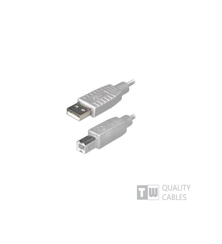 ΚΑΛΩΔΙΟ USB 2.0 A-B 2m