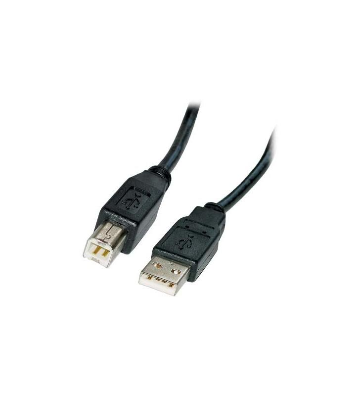 ΚΑΛΩΔΙΟ USB 2.0 A-B 5m ΜΑΥΡΟ