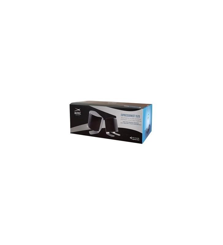 Ηχεία Expressionist 1520, 2.0ch 5W RMS 220V 3.5mm μαύρα - ALTEC LANSING (AL-SND1520-BK)