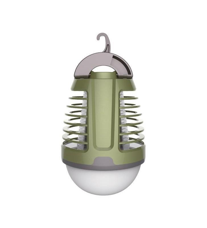 ΕΝΤΟΜΟΚΤΟΝΟΣ ΛΑΜΠΤΗΡΑΣ LED ΕΠΑΝΑΦΟΡΤΙΖΟΜΕΝΟΣ 5W - EUROLAMP (147-80983)