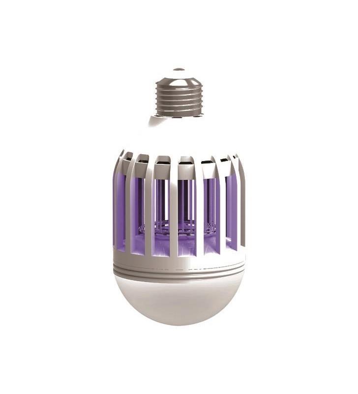 ΕΝΤΟΜΟΚΤΟΝΟΣ ΛΑΜΠΤΗΡΑΣ LED 6500K 5 8W 220V - EUROLAMP (147-80984)