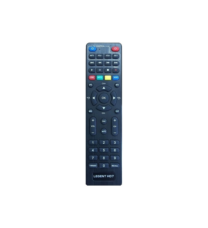 ΤΗΛΕΧΕΙΡΙΣΤΗΡΙΟ LEGENT HD7 - HD8, με λειτουργία TV - ORIGINAL