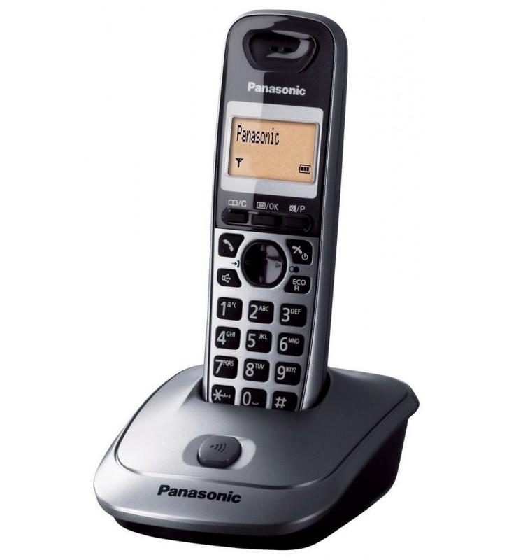 Ασύρματο Ψηφιακό Τηλέφωνο Panasonic KX-TG2511GRM Ασημί