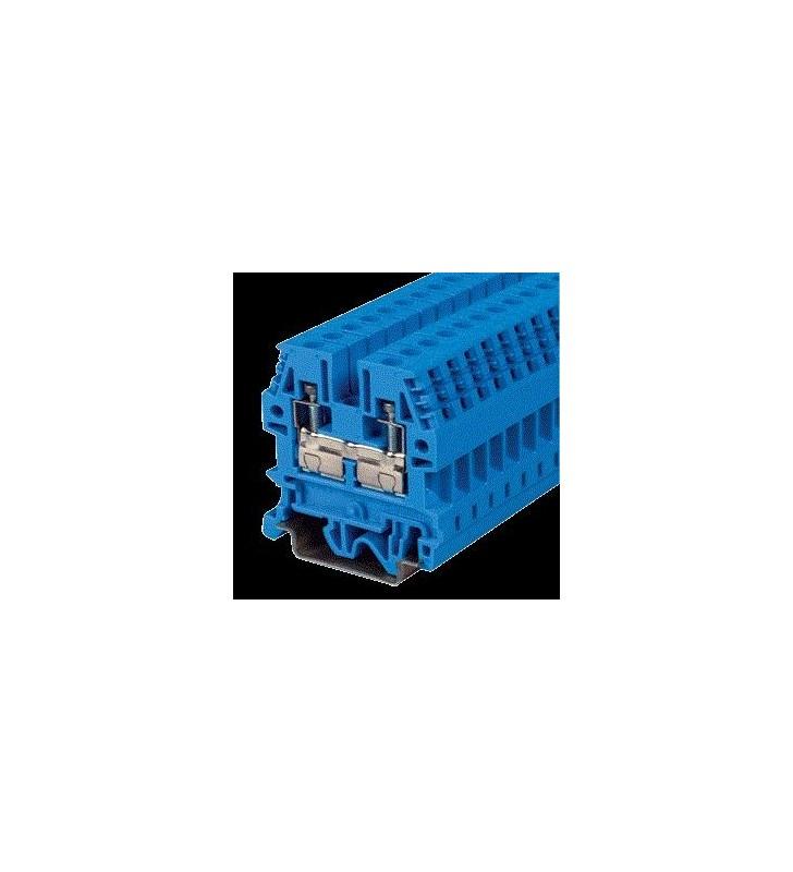 ΚΛΕΜΜΑ ΡΑΓΑΣ 4mm KUT4N-BL (μπλέ) - ELMEX / ΙΝΔΙΑ