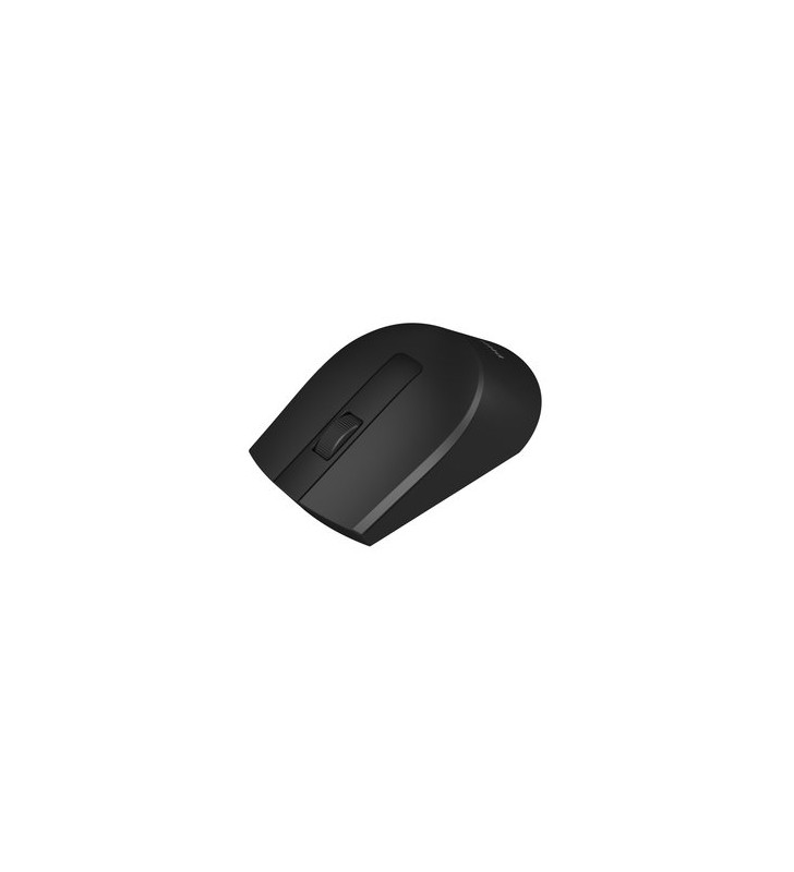 PHILIPS ασύρματο ποντίκι SPK7374, 1600DPI, 3 πλήκτρα, μαύρο - PHILIPS (SPK7374)
