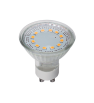 LED SPOT GU10 3watt 3000k LED SMD 120o Elmark (99LED595)