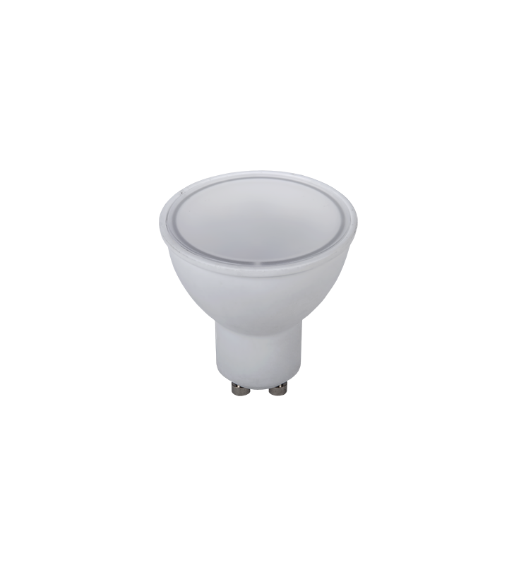 LED SPOT GU10 5,5watt 3000k LED SMD 2835 120o ELM