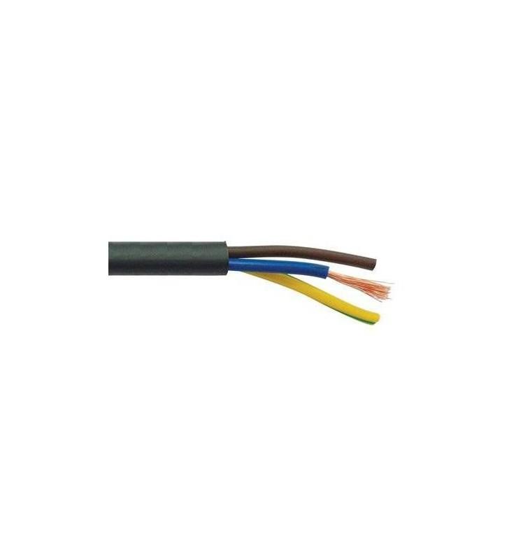 Καλώδιο Εύκαμπτο NYL HO5VV-F3G1,5 black - cable
