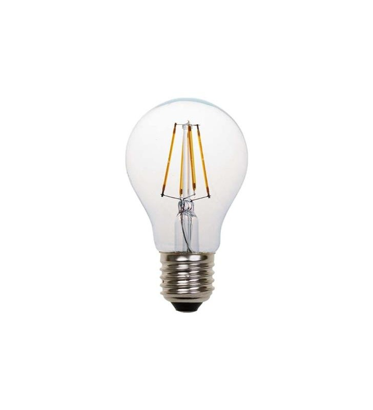 ΛΑΜΠΑ LED ΚΟΙΝΗ FILAMENT 7W E27 2700K 220-240V DIMMABLE - EUROLAMP (147-81152)